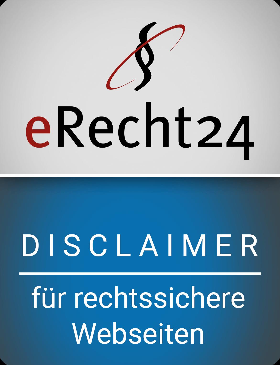 erecht24-siegel-disclaimer-blau-gross